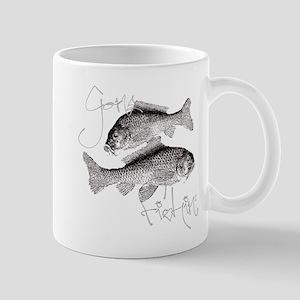 Gone Fishin' Mug