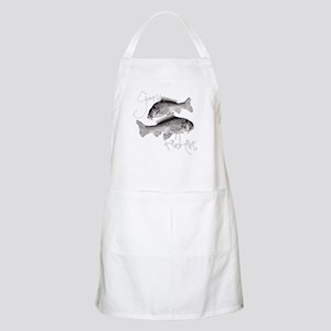 Gone Fishin' Apron