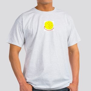 Blufferfish! Ash Grey T-Shirt