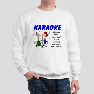 Karaoke Sweatshirt