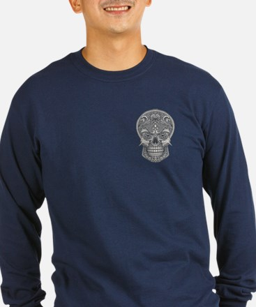 Deadly Love Skull T