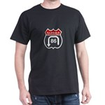 American Illegals Red Black T-Shirt