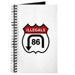 American Illegals Red Journal