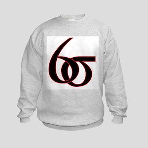 6 Sigma Kids Sweatshirt