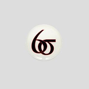 6 Sigma Mini Button