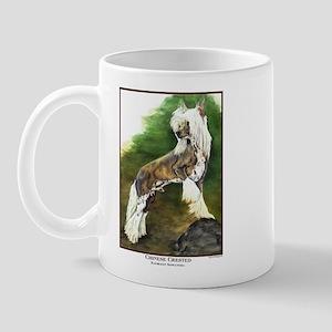 Chinese Crested Painting Mug
