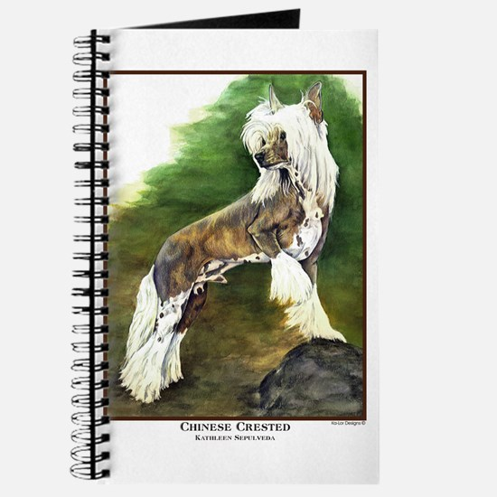 Chinese Crested Painting Journal