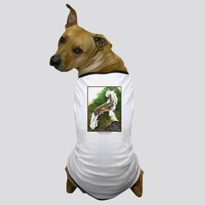 Chinese Crested Painting Dog T-Shirt