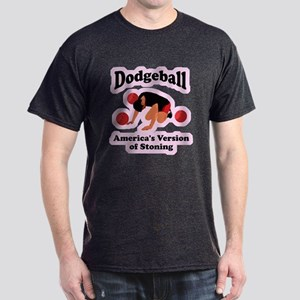 Dodge Ball America's Version Dark T-Shirt