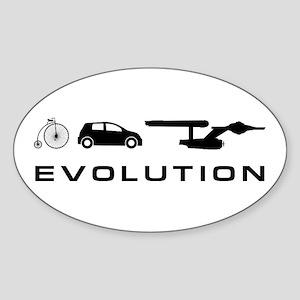 evolution3 Sticker