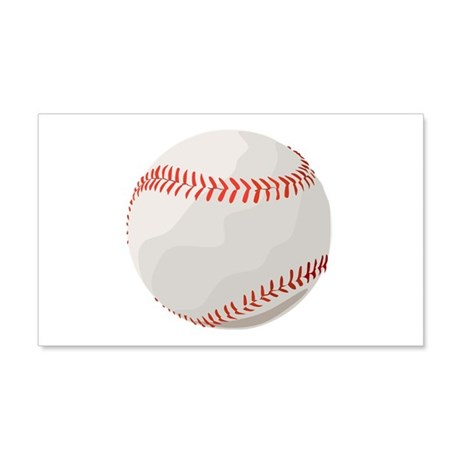Baseball Symbol 22x14 Wall Peel