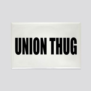 UNION THUG: Rectangle Magnet
