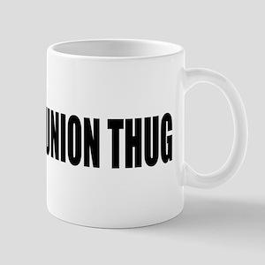 UNION THUG: Mug