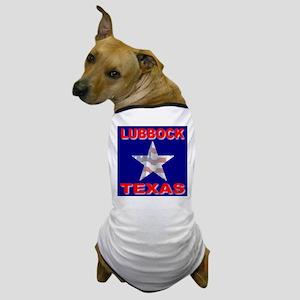 Lubbock Texas Dog T-Shirt