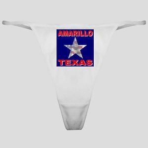 Amarillo Texas Classic Thong