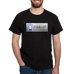 FuckOffFB Dark T-Shirt