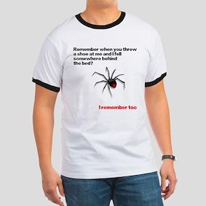 Spider's Revenge Shirt Ringer T
