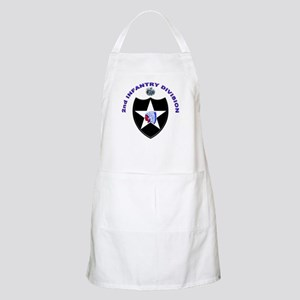 US Army 2nd Infantry Division Apron