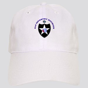 US Army 2nd Infantry Division Cap