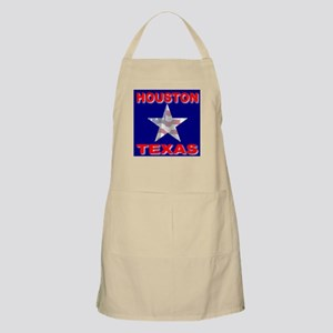 Houston Texas BBQ Apron