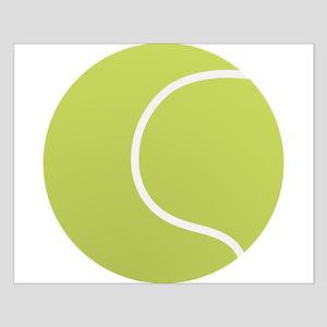Tennis Ball Icon Small Poster