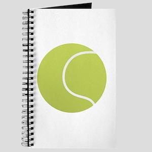 Tennis Ball Icon Journal