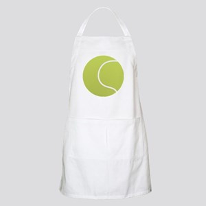 Tennis Ball Icon Apron