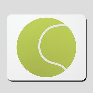 Tennis Ball Icon Mousepad