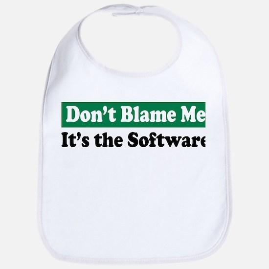Its the Software Bib