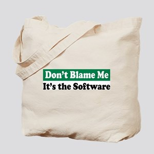 Its the Software Tote Bag