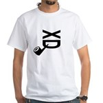 Happy Legume/Perry X-Day White T-Shirt