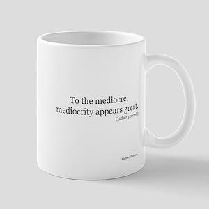 Mediocrity's Great Mug