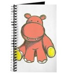 Pink As A Hippo Journal