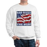 God Bless The USA! Sweatshirt