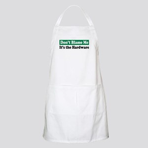 It's the Hardware BBQ Apron