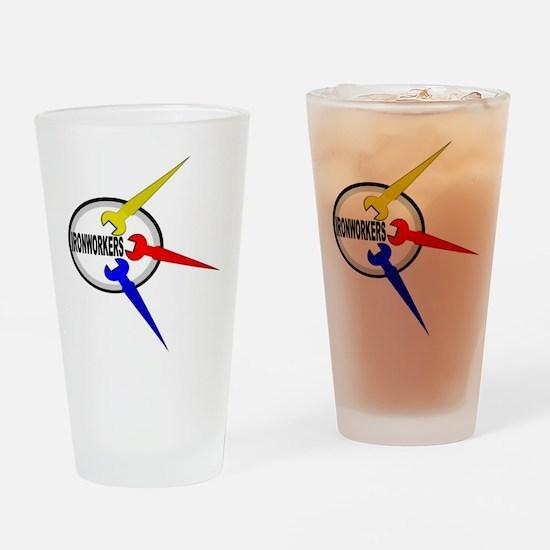 IWI PITT 3 Pint Glass