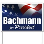 Bachmann 2012 Yard Sign