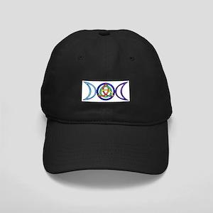 Balanced Indigo Moon Black Cap