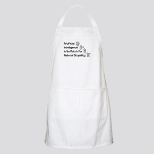 Artificial Intelligence BBQ Apron