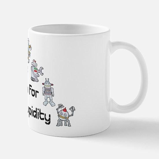 Artificial Intelligence Mug