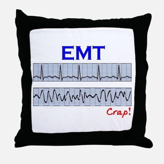 EMT/Paramedics Throw Pillow