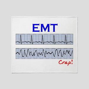 EMT/Paramedics Throw Blanket