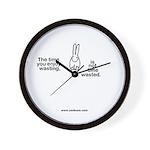 Bun6 wasting time Wall Clock