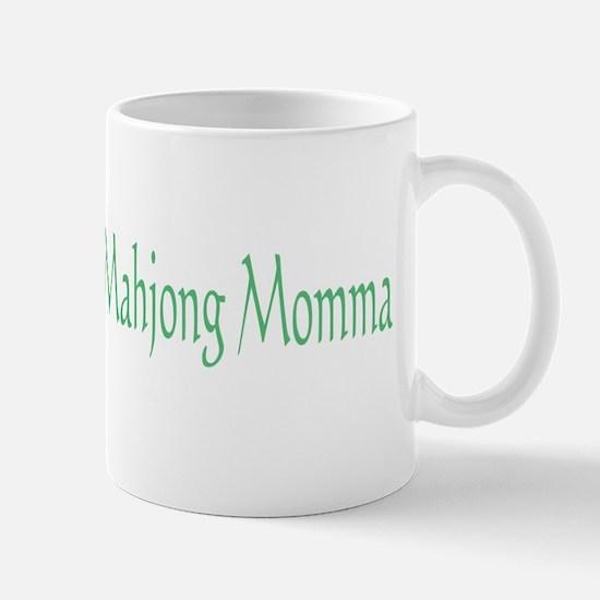 Mahjong Momma Mug