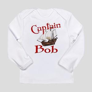 Captain Bob's Long Sleeve Infant T-Shirt