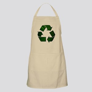 Leaf Recycle Symbol Apron
