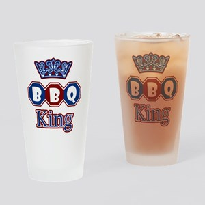 BBQ King Pint Glass