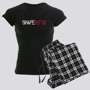 Shape Shifter Women's Dark Pajamas