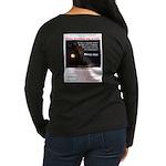 Decide NOW Women's Long Sleeve Dark T-Shirt