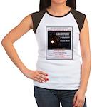 Decide NOW Women's Cap Sleeve T-Shirt